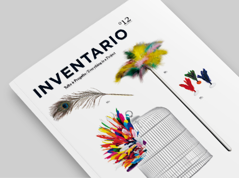 Tribute to 'Inventario' (Inventory) 12th anniversary